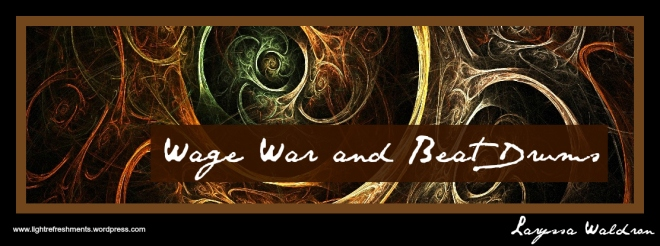 wage war header