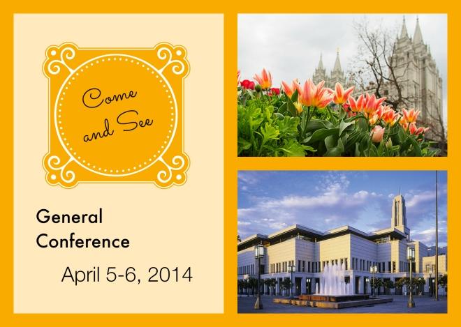 General Conference invite